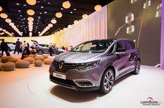 Cars - Renault Espace : exit le monospace, place au nouveau grand crossover ! - http://lesvoitures.fr/renault-espace-2015/