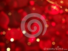 Abstract bubble background in red. Made with oil on water and delivering a warm, emotive and festive feeling.