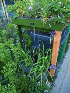 BinDock Double — Front Yard Company Ltd Kew Gardens, Small Gardens, Front Gardens, Growing Flowers, Growing Plants, Magic Garden, Garden Privacy, Garden Projects, Garden Ideas
