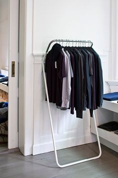 Cascando Lean-on Coat Stand