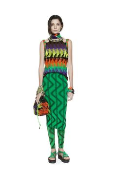 M Missoni Does Blurred Lines (Not The Song) For Spring '14 #refinery29