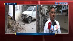 Fight between to gangs in Madhapur - Express TV