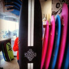 Youghazi Surf Board