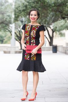 Amazing latest african fashion look African Dresses For Women, African Print Dresses, African Attire, African Wear, African Women, African Prints, African Outfits, African Inspired Fashion, African Print Fashion