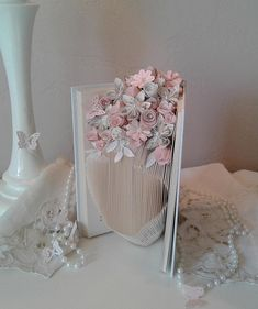 Check out this item in my Etsy shop https://www.etsy.com/listing/584567884/book-sculpture-book-art-book-bouquet
