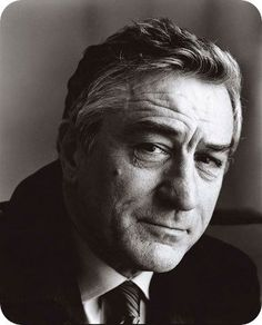 Robert De Niro (born August 17, 1943) is an American actor, director and producer. His first major film roles were in Bang the Drum Slowly and Mean Streets, both in 1973. In 1974 after not receiving the role of Michael Corleone in the first film, he was cast as the young Vito Corleone in The Godfather Part II, a role for which he won the Academy Award for Best Supporting Actor.