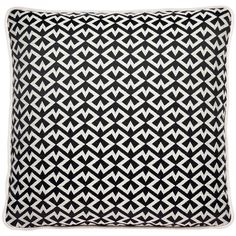 Brivido - black from sofaaffairs.com Home Accessories, Make Up, Black, Linen Fabric, Threading, Black People, Home Decor Accessories, Makeup, Beauty Makeup