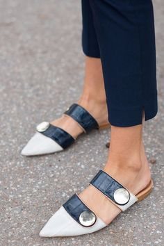 These Flats Prove Heels Aren't the Only Party Shoe This Season
