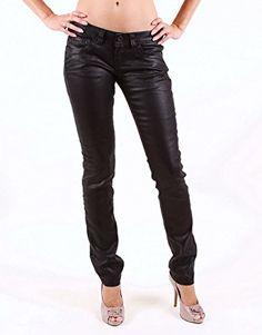 Damen Jeans Hose  ONLY  Pearl Grey Denim Frauen Jeanshose High Waist NEU