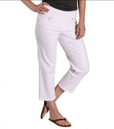 29f63aedc1c Jag Jeans Women s Petite Echo Crop In Dolce Twill