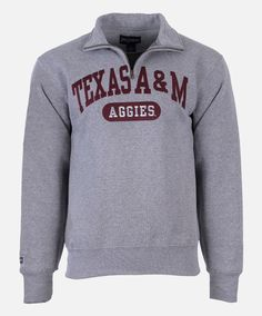 Texas A&M Aggies 1/4 zip pullover by Jansport #AggieGifts #Aggiestyle
