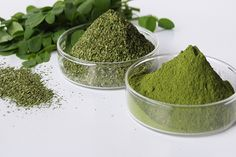How Moringa Compares to other Green Superfoods