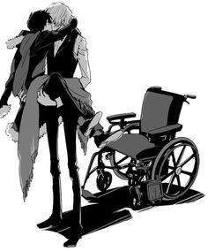 Shizuo x Izaya - Durarara!! - This reminds me of a fanfic I read lately, it is sweet and enough accurate regarding the characters. Link ---> http://archiveofourown.org/works/6832528/chapters/15595711
