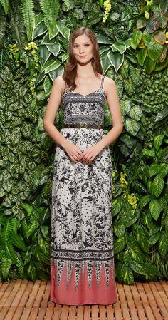 Vestido Longo Maori | Vestuário | Antix Store