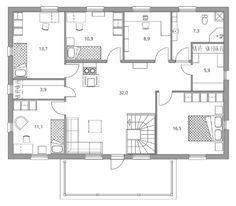 House Plans, Floor Plans, Victorian, House Floor Plans, Floor Plan Drawing, Home Plans