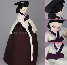 Youn-Ji Dolls 연지인형~ Pretty Little Hanbok Beauties | Koreabridge