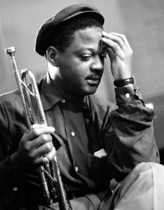 Clark Terry (born December 14, 1920) is an American swing and bebop trumpeter, a pioneer of the flugelhorn in jazz, educator, and NEA Jazz Masters inductee. He played with Charlie Barnet, Count Basie, Duke Ellington and Quincy Jones.