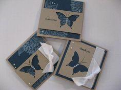 Butterfly Mini Card