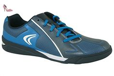 Clarks garçons Sport out-of-sc Award Run en cuir formateurs en bleu Combi - Bleu - bleu eRWyf,