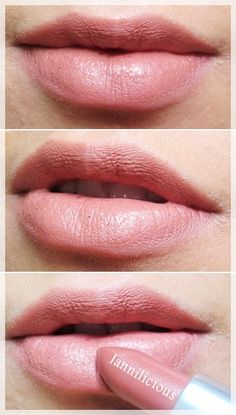 MAC Kinda Sexy Matte Lipstick. I have this lipstick and LOVE IT