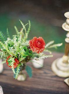 Floral Design: Anthology Co. I Melanie Gabrielle photography