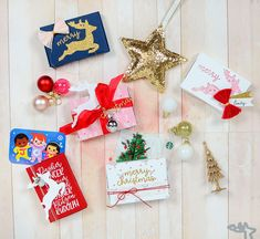 Love these cute little Christmas boxes by Rebecca Luminarias using Dash Away All die and Hinged Gift Card Box die by Papertrey Ink Rudolph Christmas, Little Christmas, Christmas Cards, Christmas Boxes, Christmas Ornaments, Christmas Ideas, Gift Card Boxes, Gift Tags, Happy December