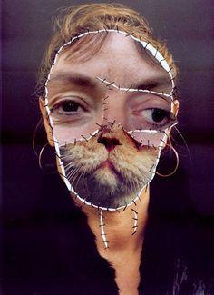 Annegret Soltau.anderledes decoupage