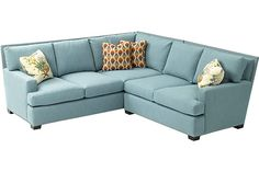 Wesley Hall Furniture - Hickory, NC - PRODUCT PAGE - 1928 Sectional Sectional