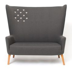 Double Loved Up 2-Seater Grey I, 3.900€, now featured on Fab.
