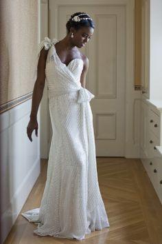 Bubbles Gown Photo: Sara Remington - Atelier Des Modistes