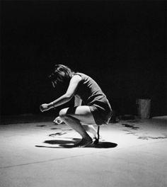 Vagina Painting, Shigeko Kubota, Live Performance at Perpetual Fluxus Festival in NY, 1965