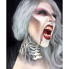 Halloween Make Up, Halloween Costumes, Halloween Face Makeup, Mummy Costumes, Costume Makeup, Beauty, Instagram Repost, Creepy, Cakes