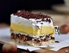 Sweet Recipes, Cake Recipes, Dessert Recipes, Cake Cookies, Cupcake Cakes, Kolaci I Torte, Torte Cake, Homemade Cookies, Sweet Cakes