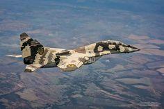 Ukraina Air Force MiG-29UB