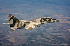 Ukraina Air Force MiG-29UB