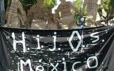 H.I.J.O.S-México: No nos amedrentan. Resistiremos con la fuerza y la memoria de nuestros desaparecidos y asesinados