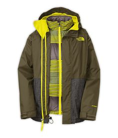 10234869b901 The North Face Boys  Jackets  amp  Vests BOYS  DUBS TRICLIMATE® JACKET  Triclimate