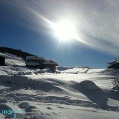 1Gennaio 2014...neve e sole...bellissimi.
