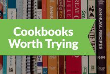 Cookbooks we've personally used and loved, other Peapod employees recommend or they were given a thumbs up from the sites we trust. #cookbooks