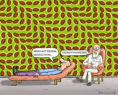 Amazing Illusion ~ Funny Picture of the Day ~ Humor ~ Enjoy Cartoon Jokes, Funny Jokes, Eye Jokes, Claudio Roberto, Crazy Optical Illusions, Awesome Illusions, Funny Illusions, Eye Illusions, Coffee Humor