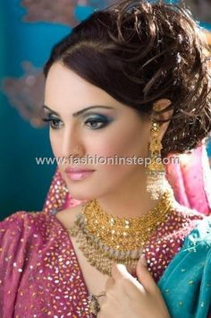 Designs of Bridal Jewellery 2013 for Girls 005