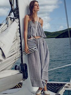 Endless Summer Stripes For Likes Set at Free People Clothing Boutique