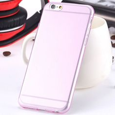 i6 i7 6S Case Super Flexible Clear TPU Case For iPhone 6 6S Plus 7 7 Plus Slim Crystal Back Rubber Phone Cases For iPhone 6 Plus