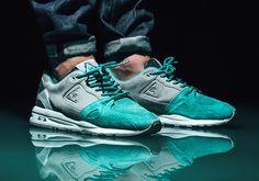 "Titolo x Le Coq Sportif R1000 ""Glacial Melt"" - SneakerNews.com"