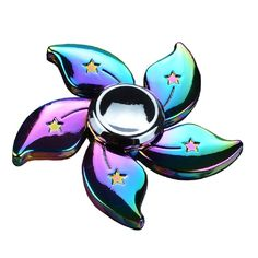 Amazon.com: Fidget Spinner UCLL Bauhinia Flower Hand Spinning Toy EDC Focus Stress Reducer Toy Perfect for Girl: Toys & Games