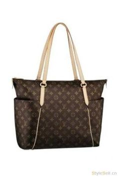 Louis Vuitton Totally Monogram GM Tote Bag- I like the PM size.  It is the smallest and only 1000.00.  I'll take two!  Cha-ching!