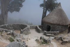 Castro, Monte Tecla, A Guarda, Pontevedra A Guarda
