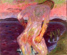 Ragnar Sandberg (1902-1972) Bathing