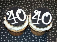 Tortas De Cumpleaños Over the Hill Hermosa Fondant Cupcake toppers Birthday Party Over the Fondant Cupcakes, Cupcakes For Men, Cupcake Cakes, Fondant Toppers, 40th Bday Ideas, 40th Birthday Parties, Man Birthday, Birthday Recipes, Birthday Ideas