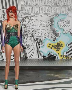 Comic Fashion, Mercedes-Benz Fashion Week Australia 2012